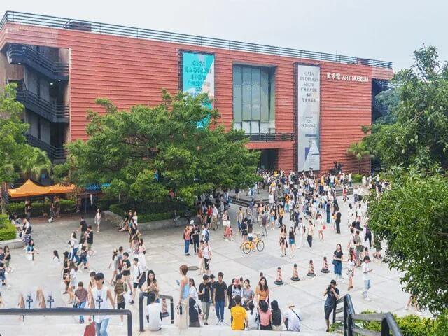 你知道吗?2021广州美术学院本科毕业展要来了!