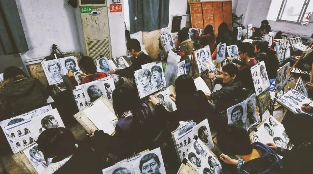 广州画室艺考资讯:这15件事,美术生越早知道越好!7