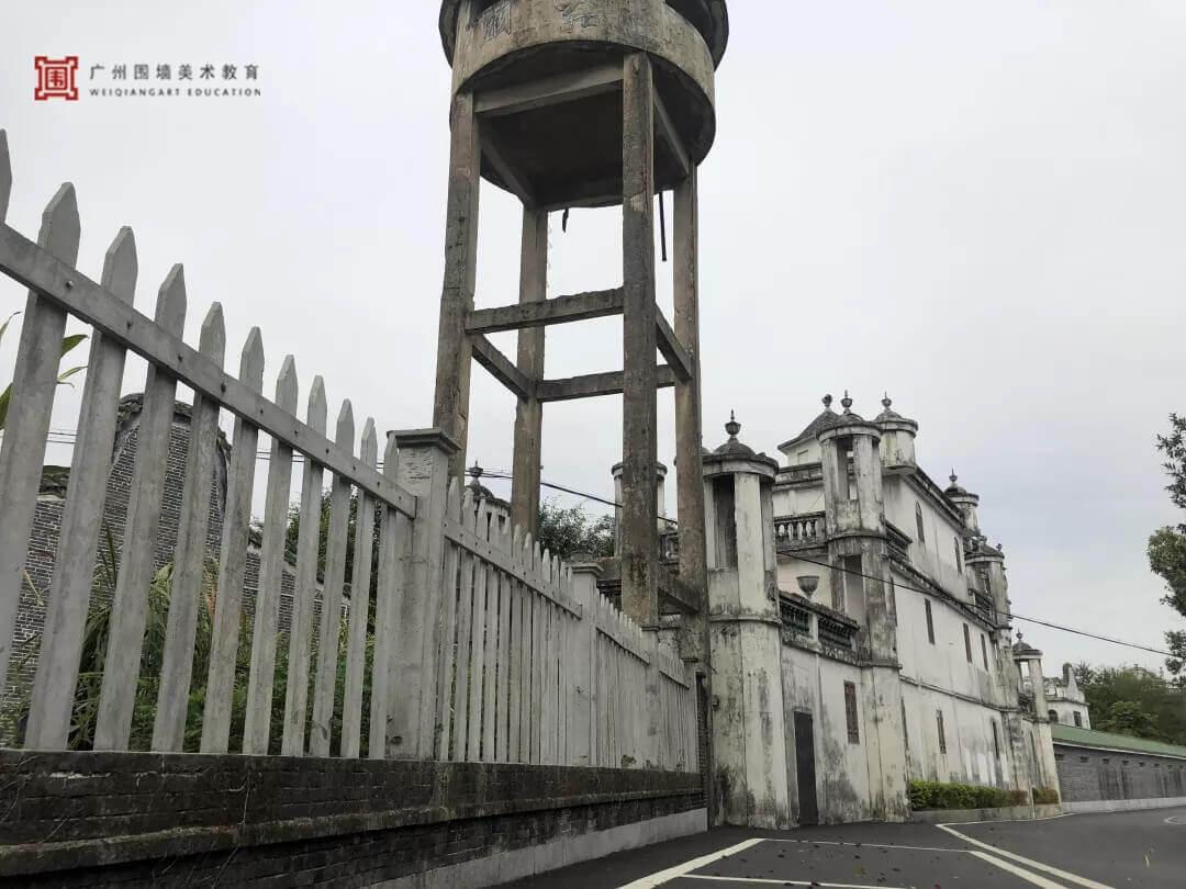 广州围墙画室,广州画室写生,广州围墙美术培训