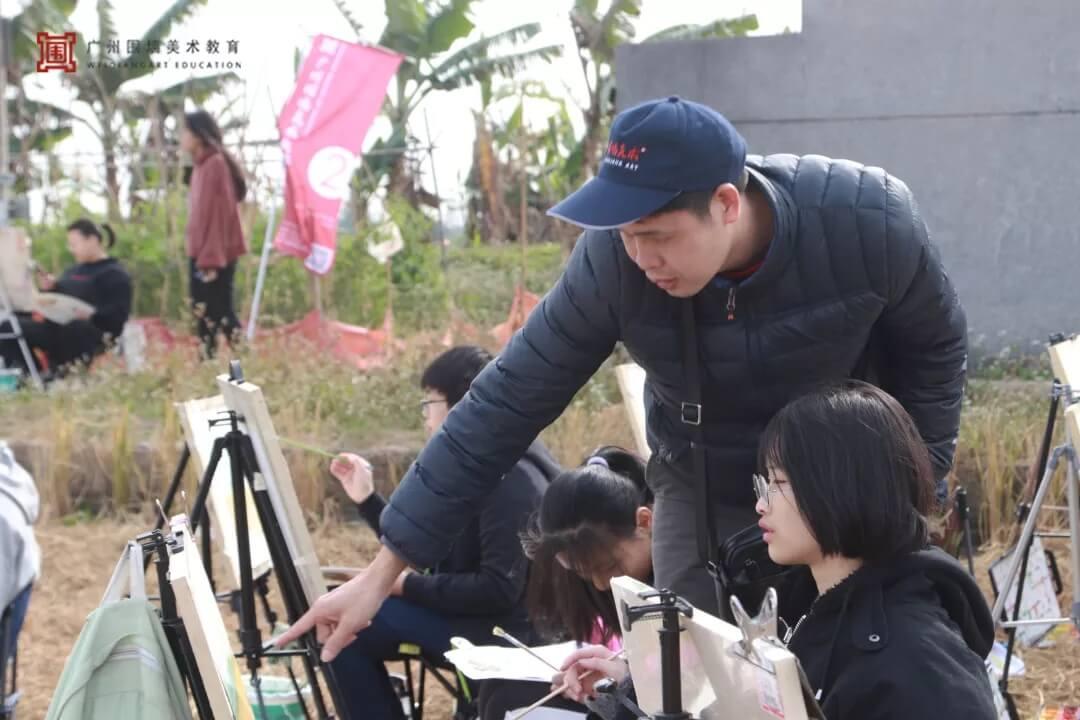 广州围墙画室,围墙画室,广州围墙美术培训,16