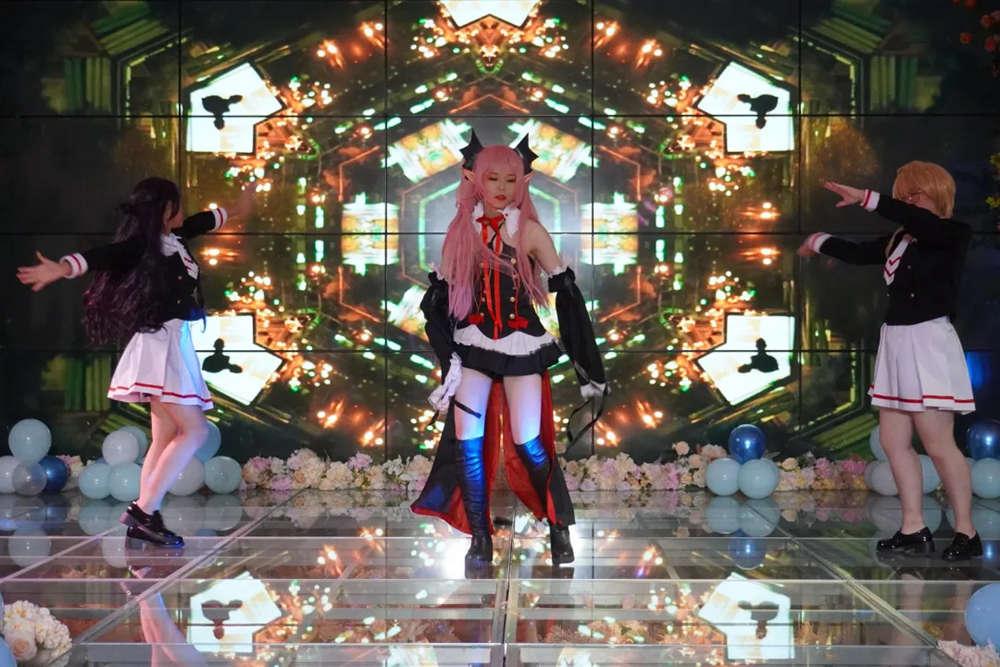 广州前十画室围墙迎新晚会精彩回顾|筑梦远航,音你而精,23