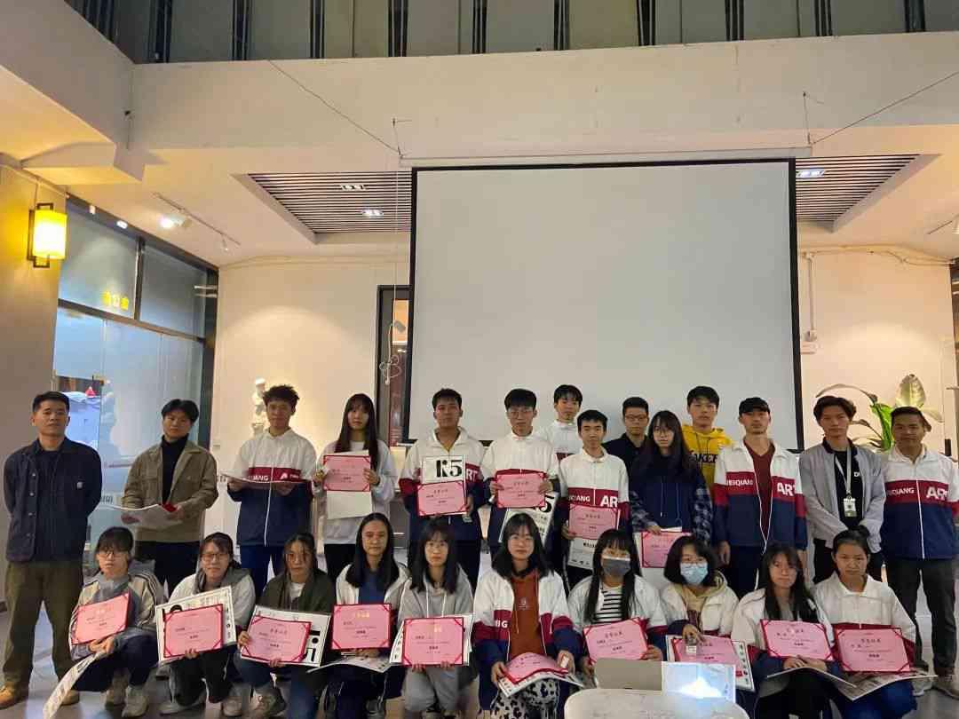 逆风翻盘,C位出道|广州围墙美术高考画室2021届联考誓师动员大会