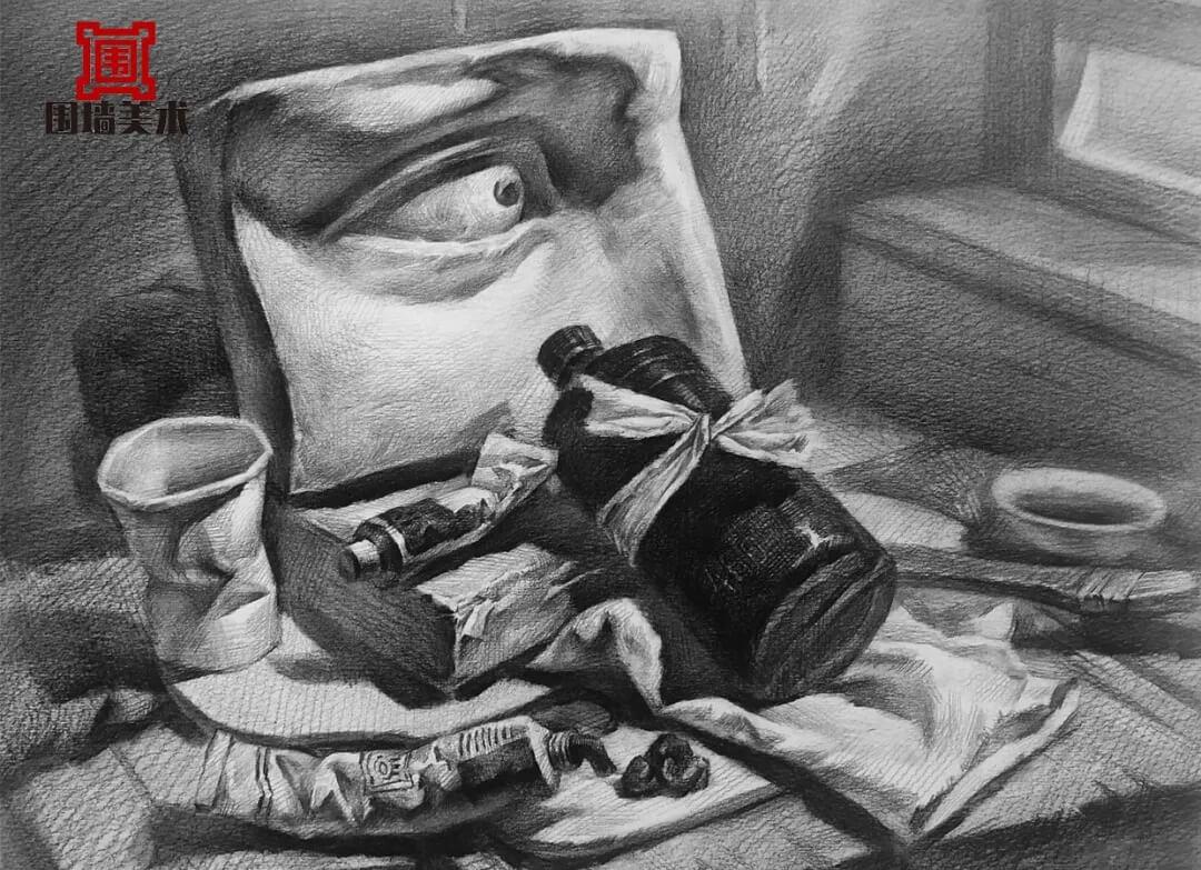 广州艺考画室,广州暑假班画室,广州美术画室,07