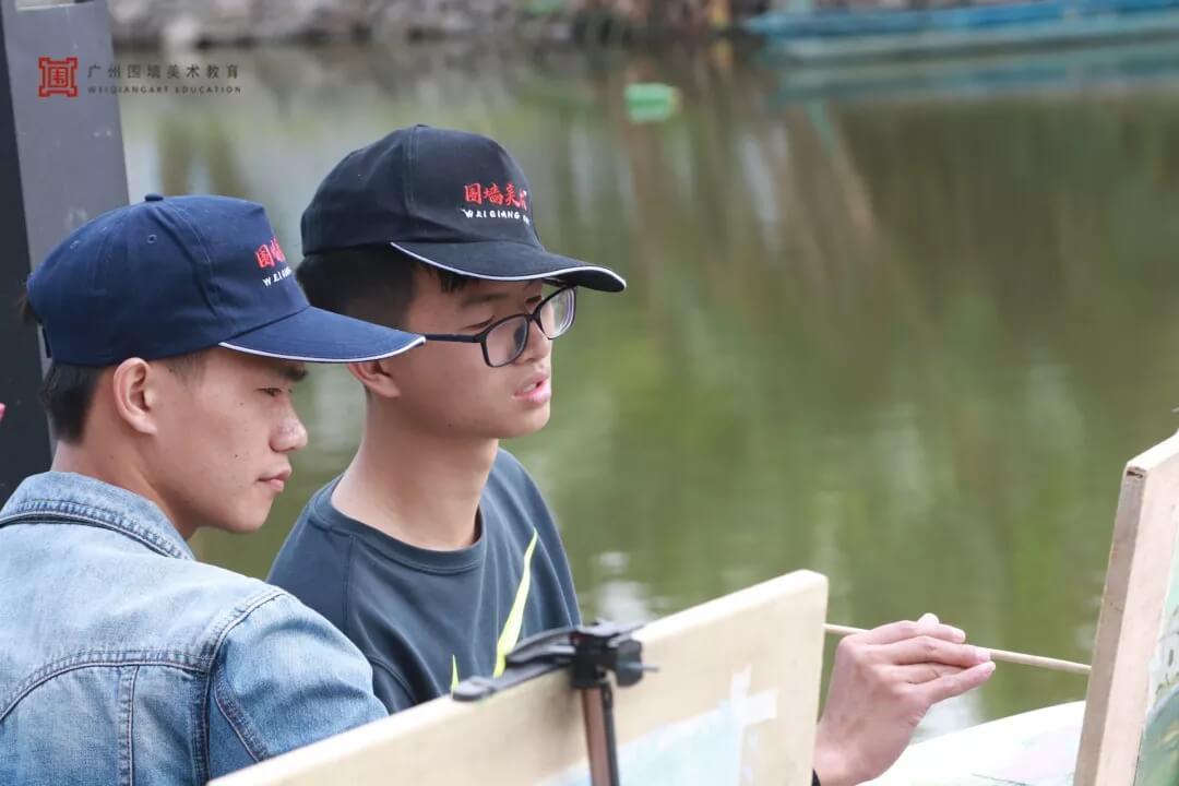 广州围墙画室,围墙画室,广州围墙美术培训,02