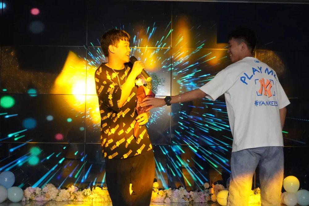 广州前十画室围墙迎新晚会精彩回顾|筑梦远航,音你而精,17