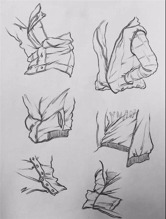 如何解决素描,速写中形不准的问题,广州十大画室教你几个小技巧 02