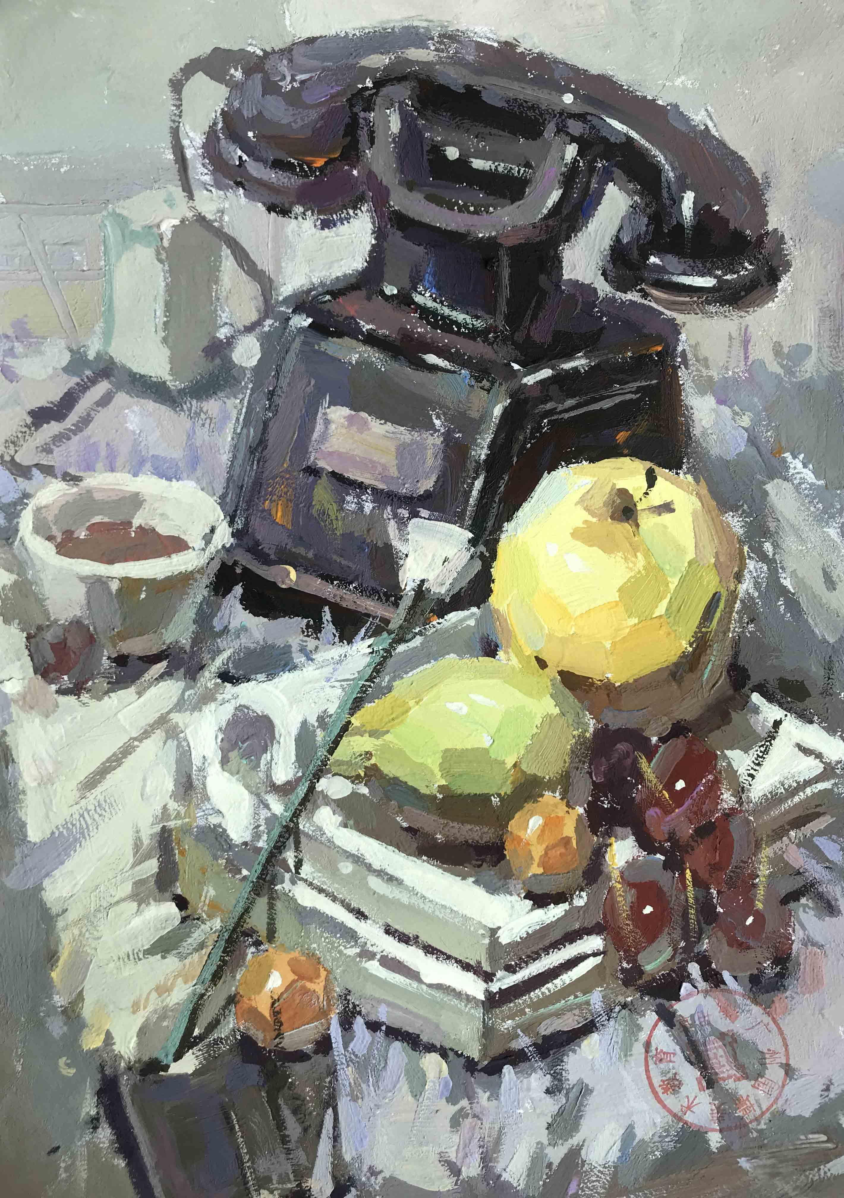 广州画室色彩培训,广州色彩集训画室,广州色彩美术培训班