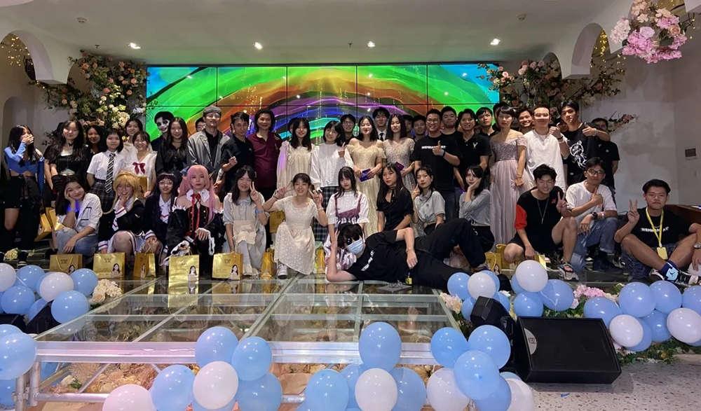 广州前十画室围墙迎新晚会精彩回顾|筑梦远航,音你而精,42