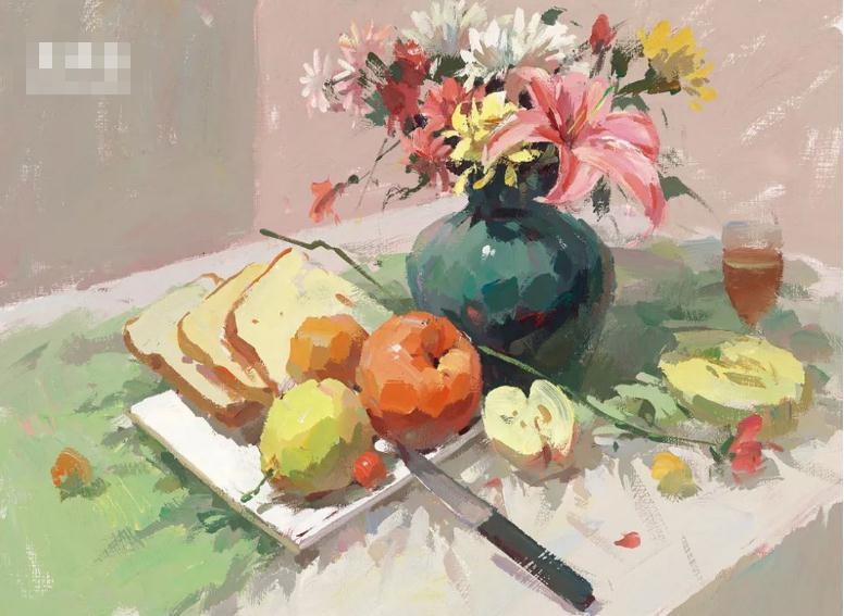 """广州画室排名前三画室告诉你如果让你的色彩作品""""锦上添花"""",12"""