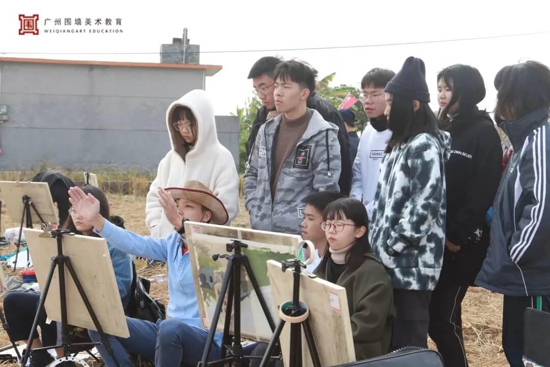 广州围墙画室,围墙画室,广州围墙美术培训,05