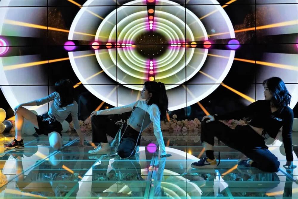 广州前十画室围墙迎新晚会精彩回顾|筑梦远航,音你而精,14
