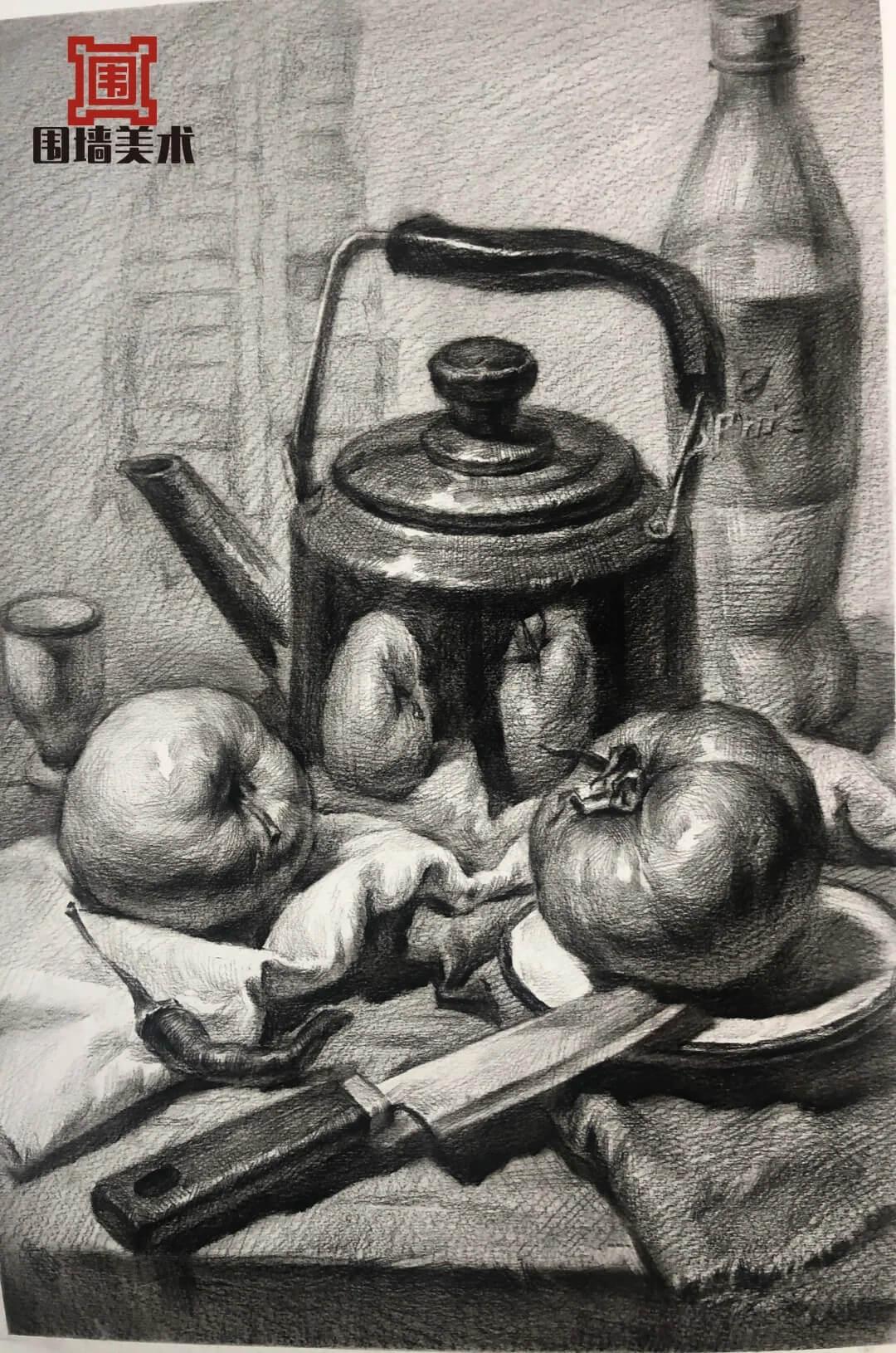 广州艺考画室,广州暑假班画室,广州美术画室,11