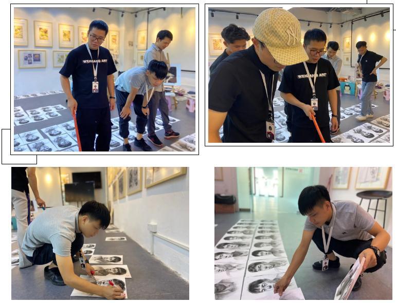 广州围墙画室2021届第一次月考,不知你们的战绩如何,09
