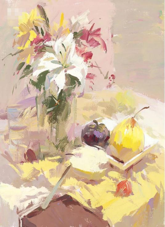 """广州画室排名前三画室告诉你如果让你的色彩作品""""锦上添花"""",08"""