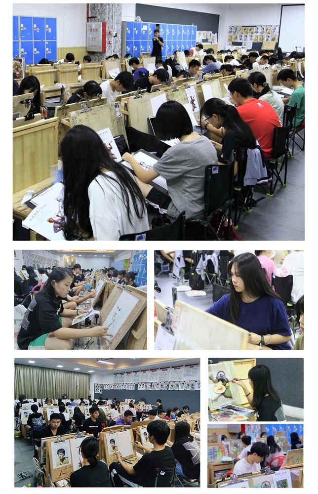 广州围墙画室2021届第一次月考,不知你们的战绩如何,05