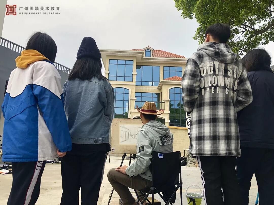 广州围墙画室,围墙画室,广州围墙美术培训,04