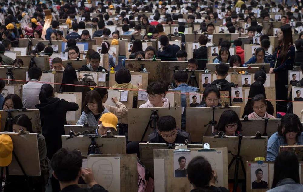 艺考生必读!广州画室告诉你美术联考和校考你必须知道的事,03