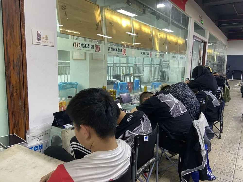 21届广州围墙画室【魔鬼特训】—16小时挑战一切不可能,20
